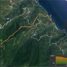 Wikiloc - Πήλιο Χάνια-Ανήλιο-Αι Γιάννης Pelion Hania-Anilio-Agios Ioannis (Ai Giannis) trail - Dhrakia, Thessaly (Greece)- GPS tra